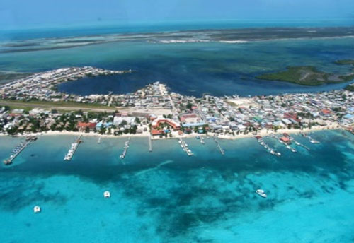 Belize vacation package